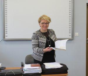 mgr Irena Kalamorz