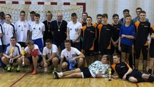 Międzynarodowy Turniej Halowej Piłki Nożnej o Puchar im. Stanisława Mastalerza.